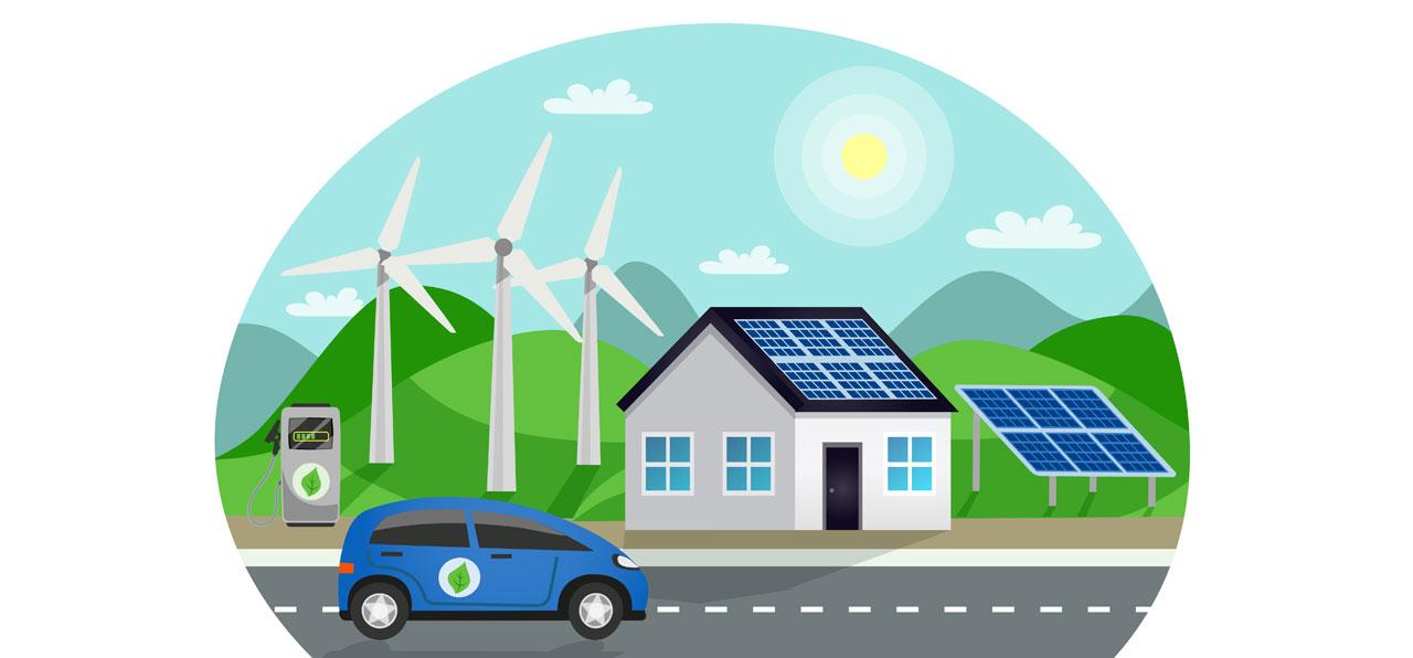 धरती पर हरित ऊर्जा स्रोतों का महत्त्व
