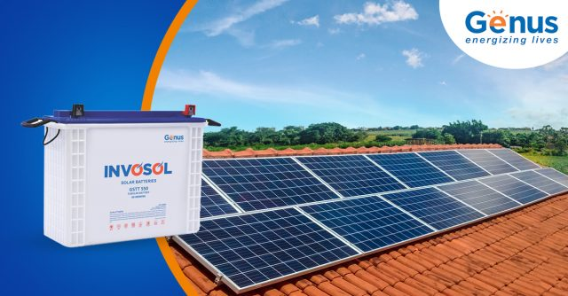 A Guide to Choosing the Right Solar Battery