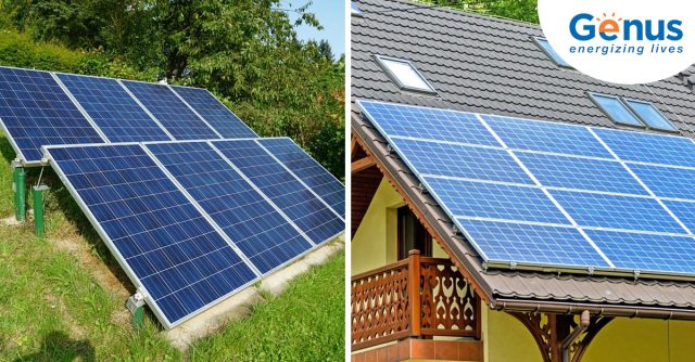 Major Differences between On-Grid and Off-Grid Solar System