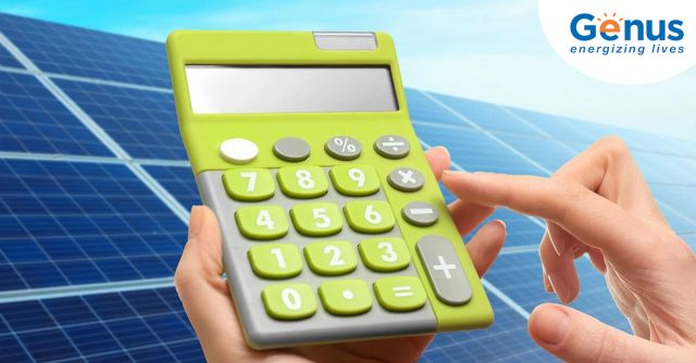 Calculating Solar Panel Cost Made Easy