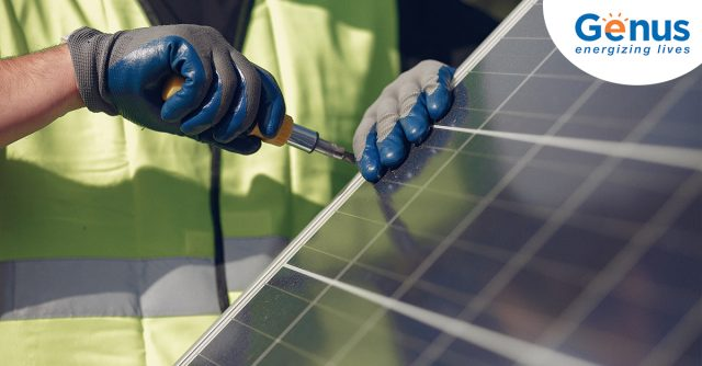 Precautions for the Safe Installation of Solar Panels