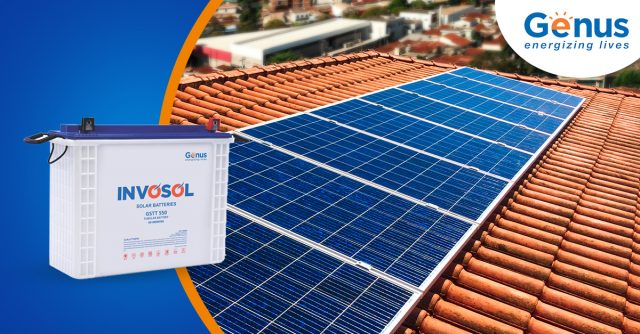 Solar Battery Buying Guide —Top Factors To Consider
