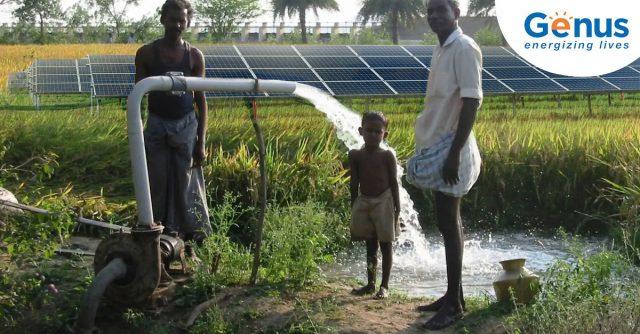 solar in farming