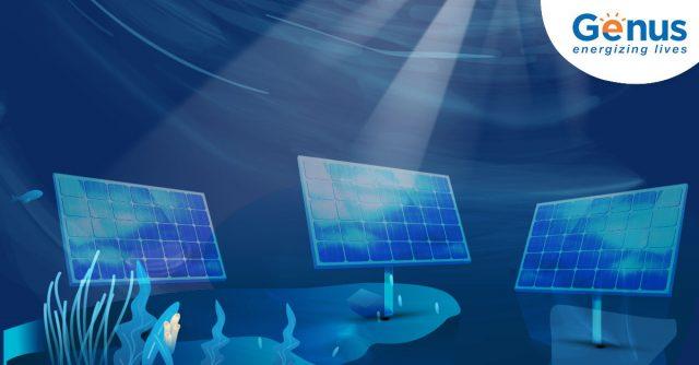 Solar Farms in the Ocean